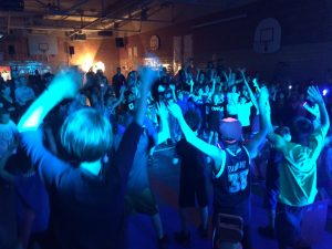 Becker Elementary Pachanga Dance Party